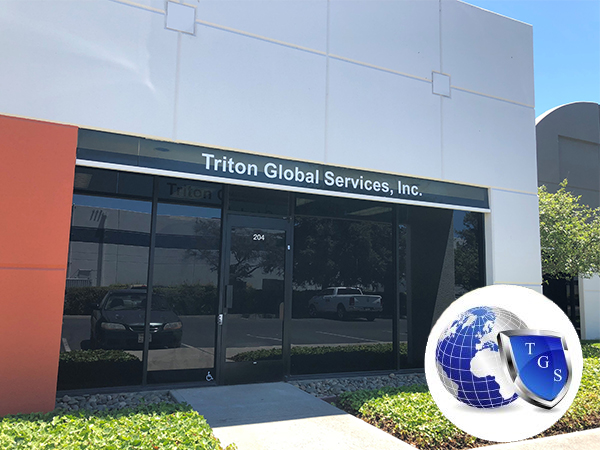 Triton Global Services Hayward CA
